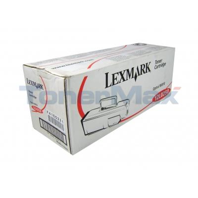 LEXMARK OPTRA W810 TONER CART BLACK
